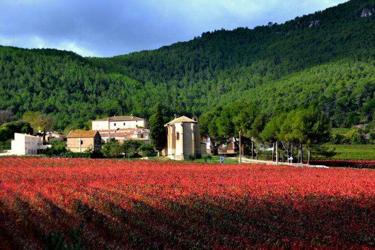 Aiguaviva del Montmell, un dels pobles més bonics de Tarragona