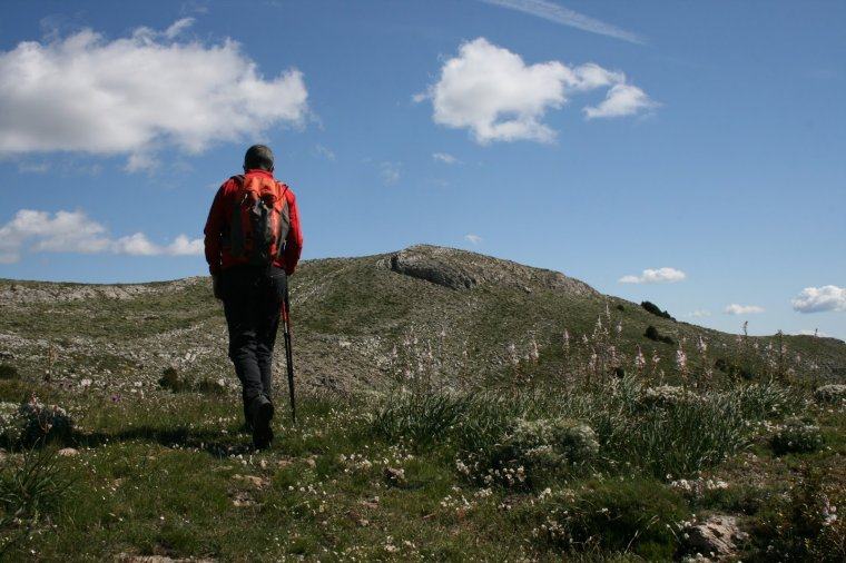 Caminant per la Tosseta Rasa