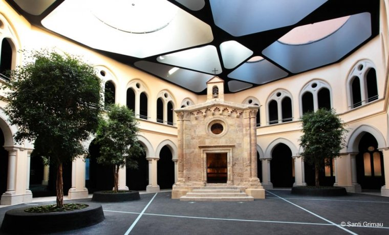 Capella de Sant Pau i claustre del Seminari