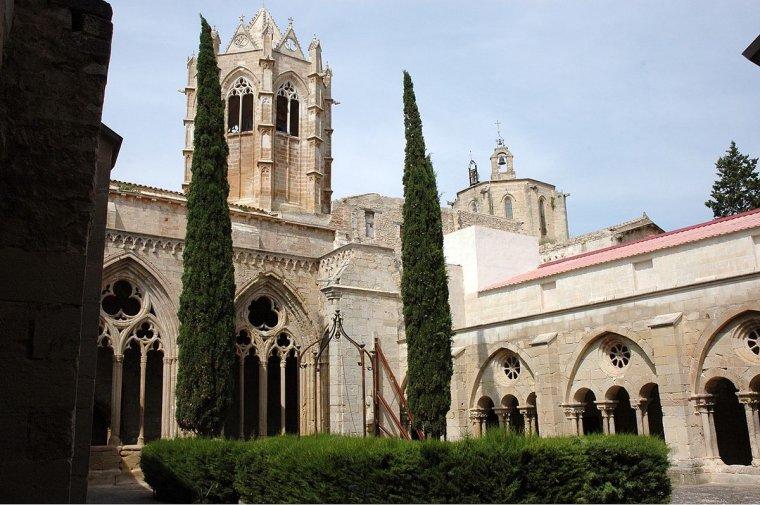 Claustre de Vallbona de les Monges