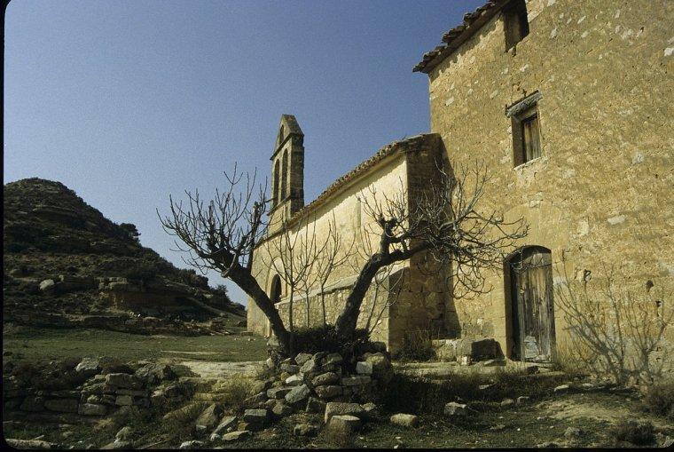 Església de la Transfiguració del Senyor de Pinyeres