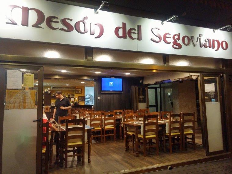 Mesón del Segoviano
