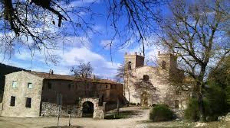 Santuari de Sant Magí de la Brufaganya