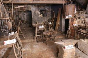 El taller del ferrer, una visita inesperada.