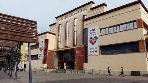 Façana del Mercat Central de Reus