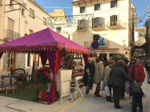 Parada de Nadal als carrers de Torredembarra
