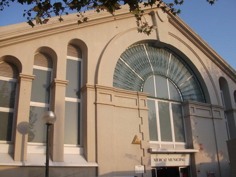 Mercat Municipal del Vendrell, al Baix Penedès