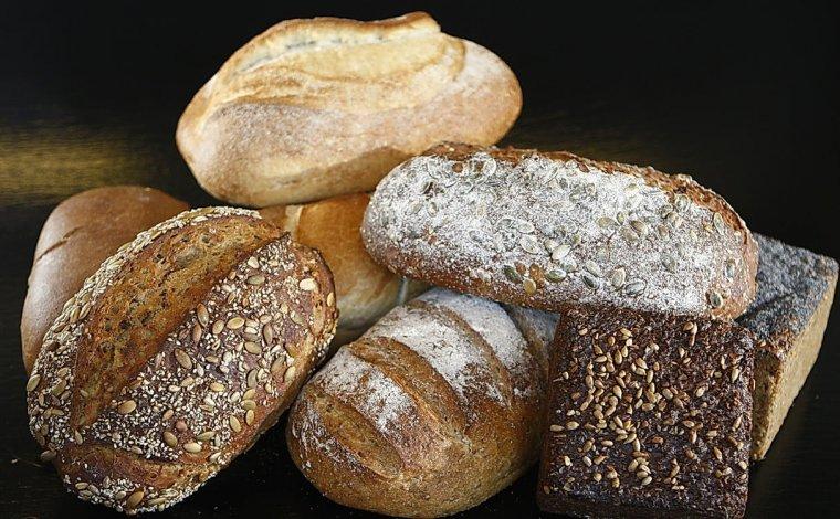 Pans artesans de tota mena.