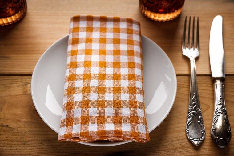 Plat a taula en un restaurant de Tarragona.
