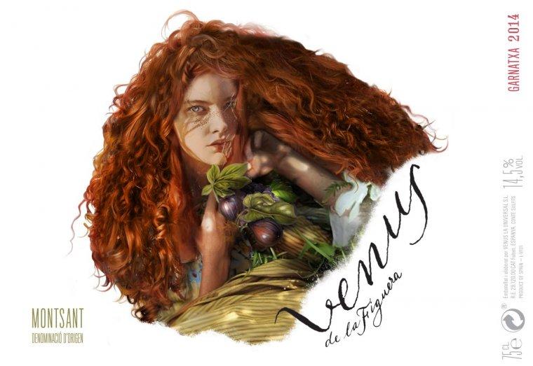 Venus de La Figuera 2014