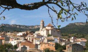 El municipi de Figuerola del Camp.