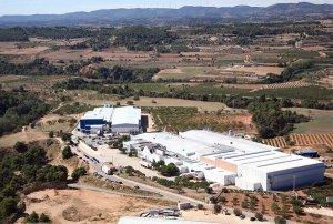 Imatge de l'empresa Europastry a Sarral.