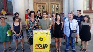 L'assemblea plenària de la CUP acorda que es presentaran en solitari