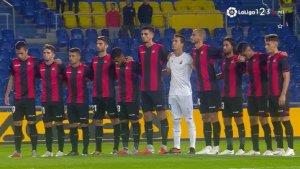 Aquest ha estat l'onze inicial presentat per Xavi Bartolo en el duel contra Las Palmas