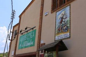 Cooperativa i agrobotiga d'Ulldemolins