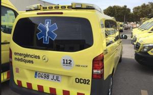 El SEM ha enviat 4 ambulàncies i l'helicòpter medicalitzat