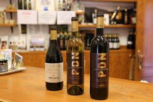 Els vins dela Cooperativa d'Ulldemolins
