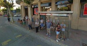 La parada d'autobús per anar a Tarragona deixarà d'estar al passeig de la Sort i es trasllada al passeig de Miramar.