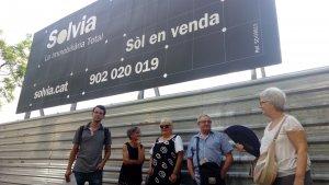 La Plataforma de La Sedera convoca els partits de Reus a la pròxima assemblea