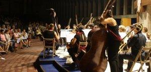 Un concert del Sonaestiu de Calafell.
