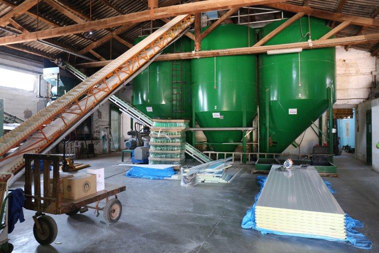 Dipòsits d'oli de la Cooperativa d'Ulldemolins