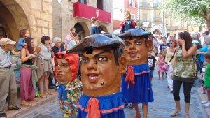 Cercavila i pregó popular de la Festa Major de Montblanc