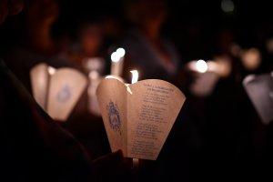 El Rosari de Torxes, un dels actes més icònics de Misericòrdia.