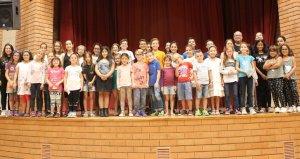 Els participants al càsting dels Pastorets Infantils del 2017.