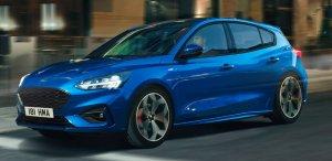 Imatge del nou model de 'Ford Focus'
