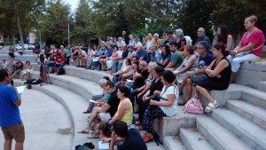 L'assemblea de la Plataforma de La Sedera ha fet arribar als partits polítics les seves reclamacions