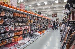 A Merca Eurasia hi trobareu tots els articles que necessiteu per gaudir d'un Halloween terrorífic