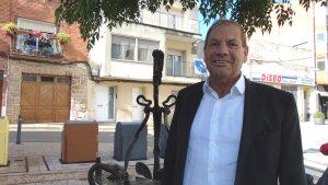 David Rovira, alcalde de l'Espluga de Francolí.