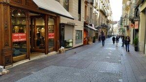 El carrer de Monterols de Reus perd un establiment emblemàtic