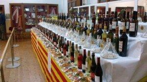 El lot de productes d'una Rifa de Confitura a l'Orfeó Reusenc