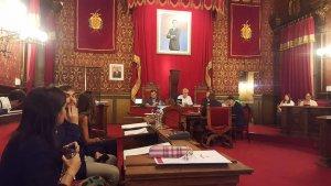 El plenari sobre el cas Inipro ha finalitzat en poc més d'una hora.