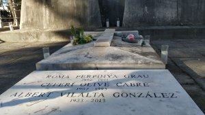 Els fills il·lustres enterrats al panteó Macià Vila