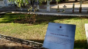 Fossa de la Guerra Civil del Cementiri General de Reus