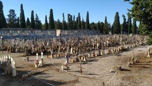 Fosses i nínxols del Cementiri General de Reus
