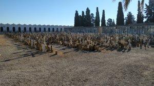 Fosses, nínxols i capelles del Cementiri General de Reus