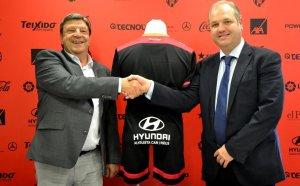 Hyundai Augusta Car renova una temporada més amb el CF Reus, apostant pel futbol femení
