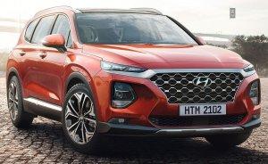 Imatge del nou model de Hyundai Santa Fé