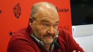 Joan Oliver ha reconegut un deute de cinc milions d'euros