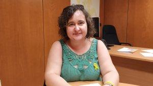 Montserrat Flores, regidora de Participació, Ciutadania i Transparència de Reus