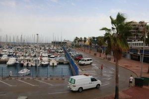 Pla obert del Port Esportiu de Tarragona