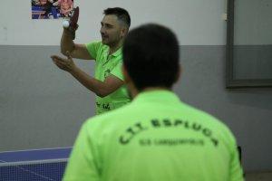 Un dels esports més practicats en l'entorn escolar a la Conca de Barberà és el tenis taula. A la comarca hi ha jugadors amb gran potencial