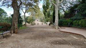 El passeig de la Boca de la Mina suposa un dels principals espais naturals de la ciutat de Reus