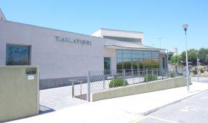El Tanatori de Mémora a Montblanc està obert des de l'any 2006