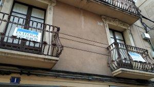 Els cartells de lloguer són testimonials a la ciutat de Reus