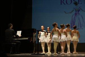 Imatge de l'acte de presentació de 'Roseta' al Teatre Fortuny de Reus