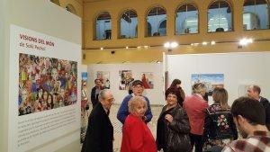 La Diputació de Tarragona acull l'exposició 'Visions del món' de Solé Pedrol